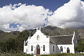 Typical Church,South Africa