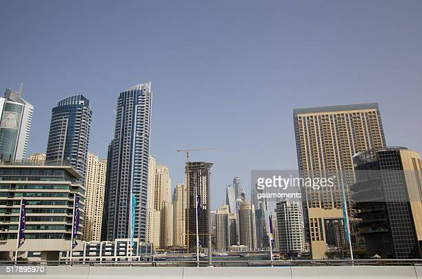 Typical Dubai Architecture