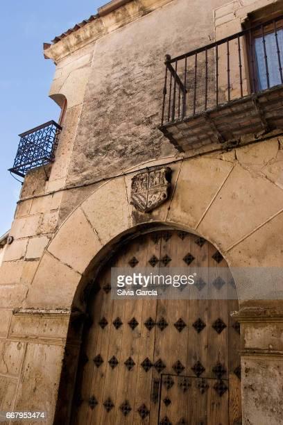 Typical house, Pedraza, Segovia