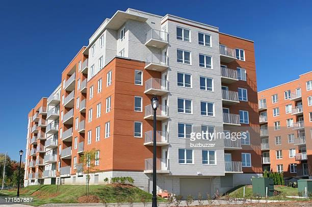Típico de bloque de apartamentos