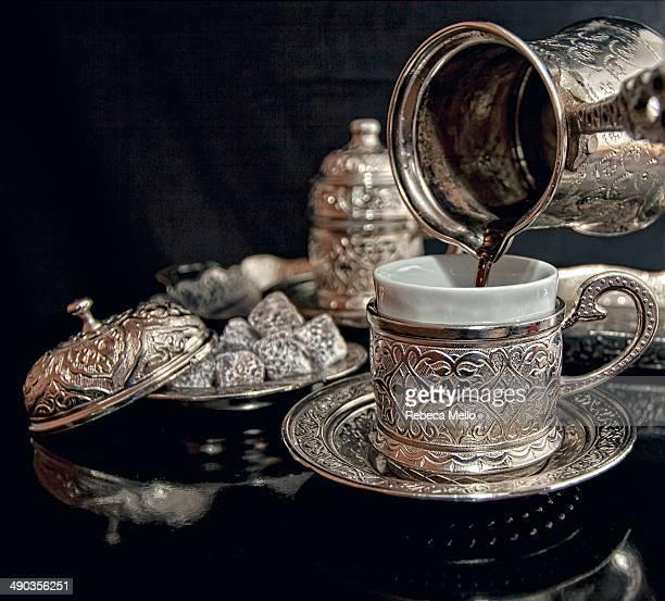 cafeti re turque photos et images de collection getty images. Black Bedroom Furniture Sets. Home Design Ideas