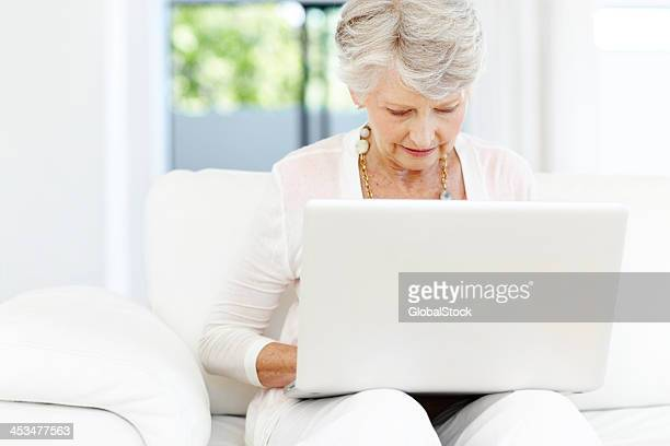 Typing up a quick reply - Seniors/Technology