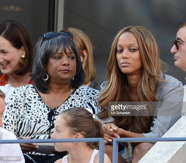 Tyra Banks Family