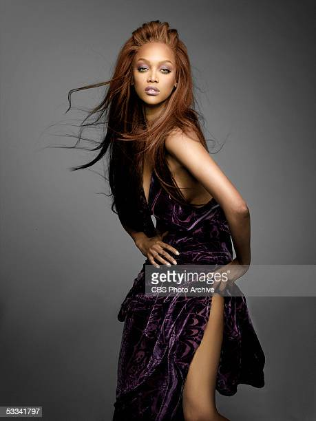 Tyra Banks is creator and executive producer of AMERICA'S NEXT TOP MODEL Cycle 5 on UPN