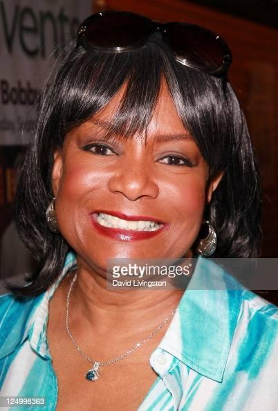 Tyra Banks mother Carolyn London...