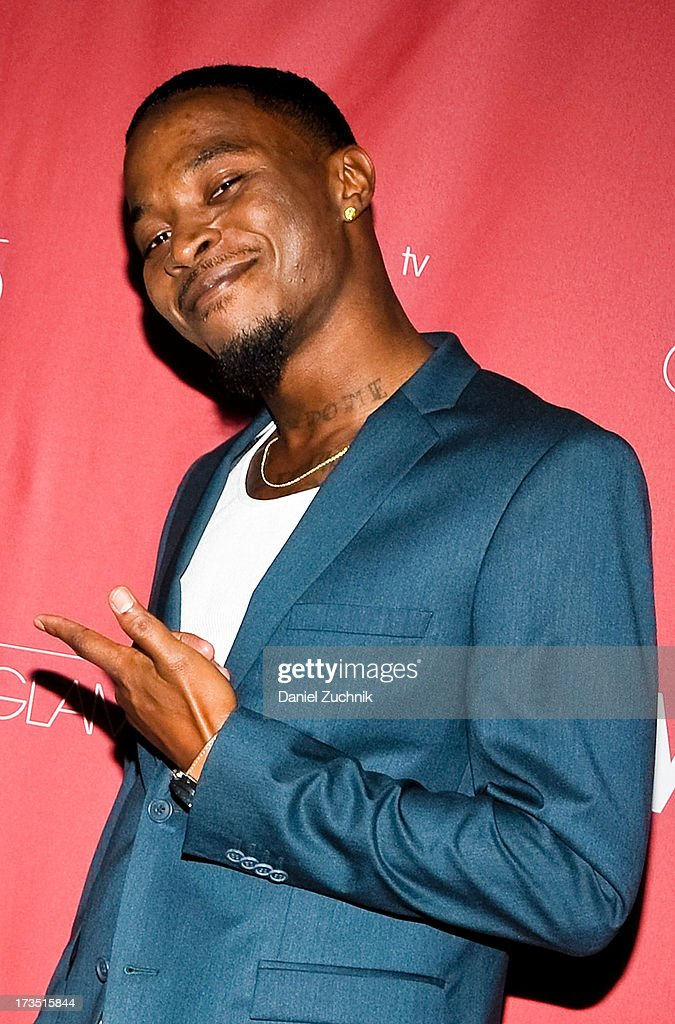 Tyrell Gatewood attends 'Sanya's Glam And Gold' Series Premiere at the Gansevoort Hotel on July 15, 2013 in New York City.