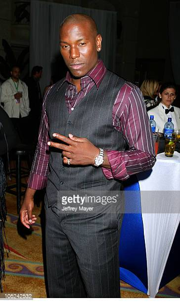 Tyrese during 4th Annual Latin GRAMMY Awards After Party at The Loews Hotel in Miami Beach Florida United States