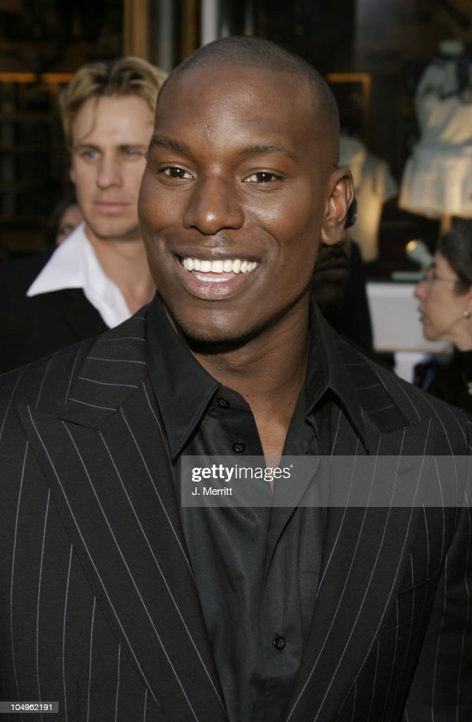 <a gi-track='captionPersonalityLinkClicked' href=/galleries/search?phrase=Tyrese&family=editorial&specificpeople=206177 ng-click='$event.stopPropagation()'>Tyrese</a> during The World Premiere of '2 Fast 2 Furious' at Universal Amphitheatre in Universal City, California, United States.