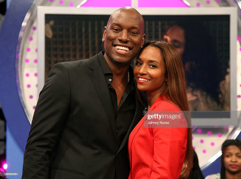 Is Chili dating tyrese Gibson