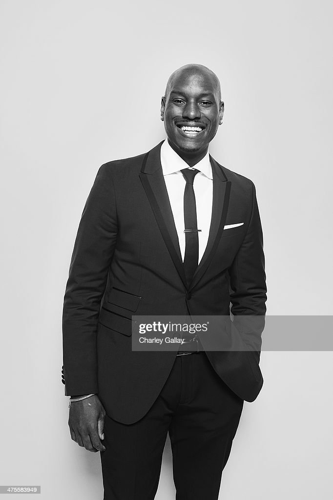 <a gi-track='captionPersonalityLinkClicked' href=/galleries/search?phrase=Tyrese&family=editorial&specificpeople=206177 ng-click='$event.stopPropagation()'>Tyrese</a> Gibson is photographed for Self Assignment on February 22, 2014 in Los Angeles, California.