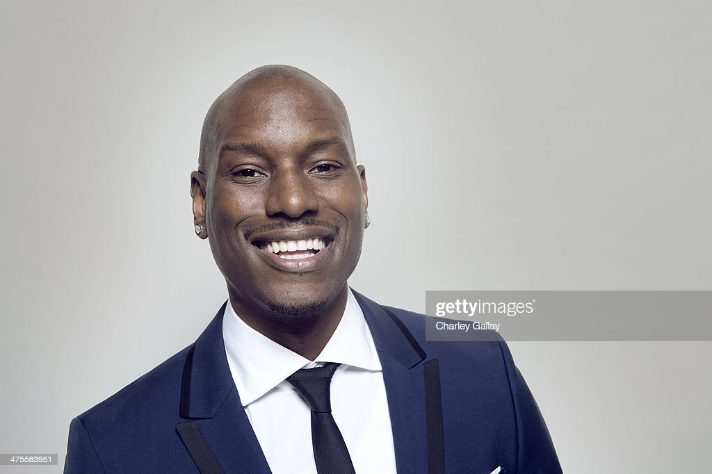 Tyrese Gibson is photographed for Self Assignment on February 22, 2014 in Los Angeles, California.