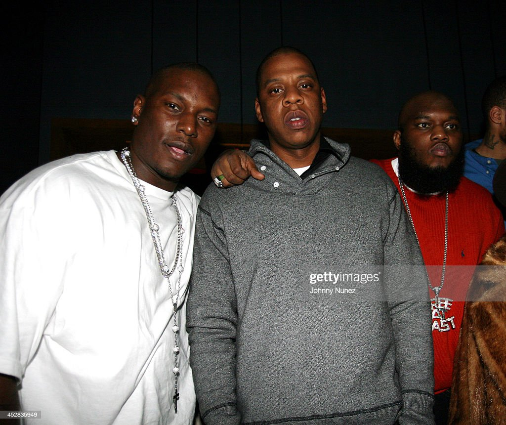 <a gi-track='captionPersonalityLinkClicked' href=/galleries/search?phrase=Tyrese&family=editorial&specificpeople=206177 ng-click='$event.stopPropagation()'>Tyrese</a>, <a gi-track='captionPersonalityLinkClicked' href=/galleries/search?phrase=Jay-Z&family=editorial&specificpeople=201664 ng-click='$event.stopPropagation()'>Jay-Z</a> and Free Way during Beanie Sigel's Birthday Party - March 6, 2007 at 40-40 Club in New York City, New York, United States.