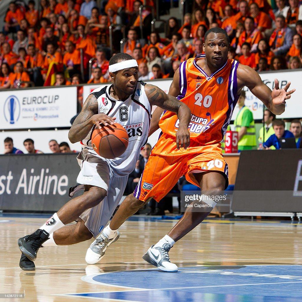 Valencia Basket v Lietuvos Rytas - EuroCup Basketball
