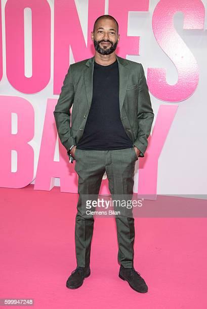 Tyron Ricketts attends the 'Bridget Jones Baby' German Premiere in Berlin at Zoo Palast on September 7 2016 in Berlin Germany