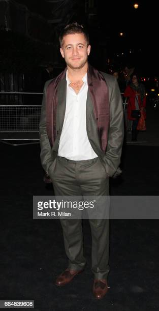 Tyrone Wood attends the Moet and Chandon Etoile Award Gala Ceremony held at the Park Lane Hotel on September 19 2011 in London England