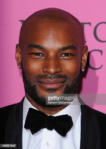Tyson Beckford attends the annual Victoria's Secret fashion show at Earls Court on December 2 2014 in London England
