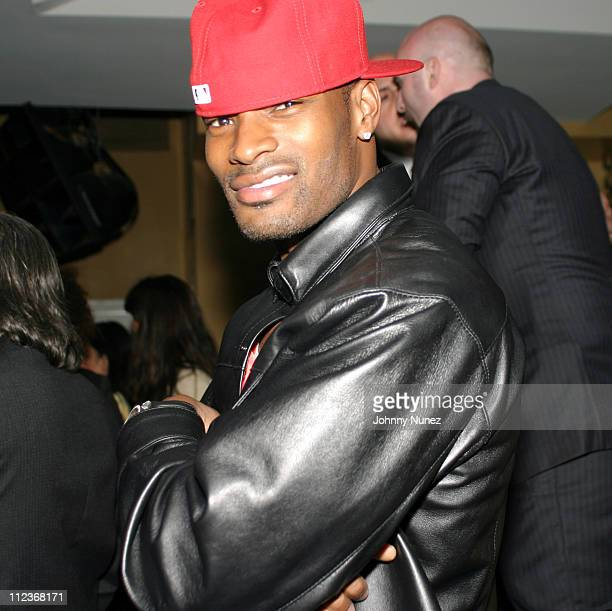 Tyson Beckford during 'Soul Plane' New York Premiere After Party at Plaid Nightclub in New York City New York United States