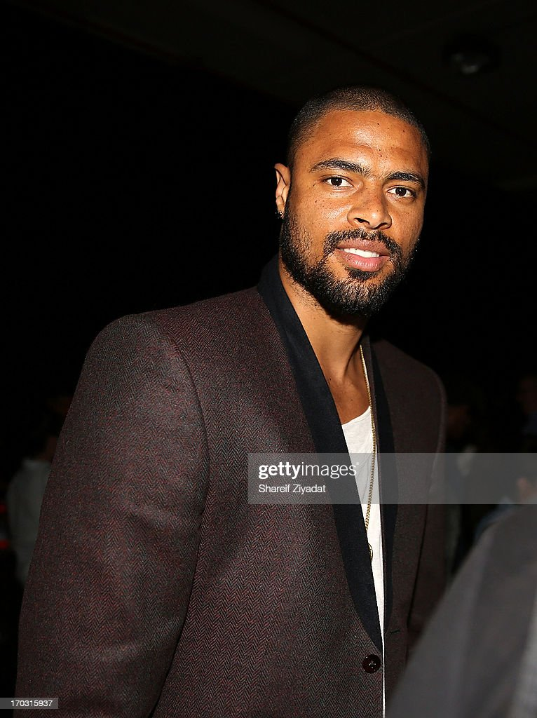 <a gi-track='captionPersonalityLinkClicked' href=/galleries/search?phrase=Tyson+Chandler&family=editorial&specificpeople=202061 ng-click='$event.stopPropagation()'>Tyson Chandler</a> attends the Kanye West album listening party at Milk Studios on June 10, 2013 in New York City.