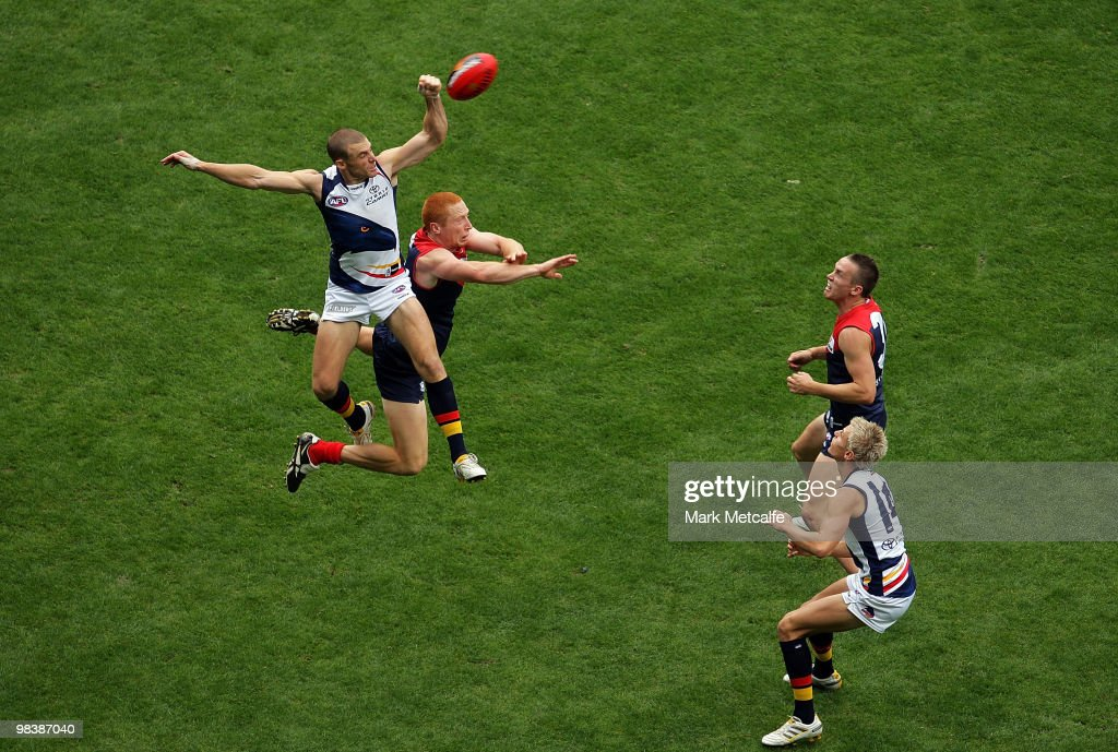 AFL Rd 3 - Demons v Crows