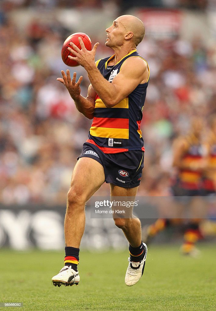 AFL Rd 4 - Crows v Blues