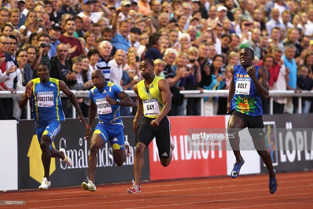 IAAF Diamond League In Stockholm
