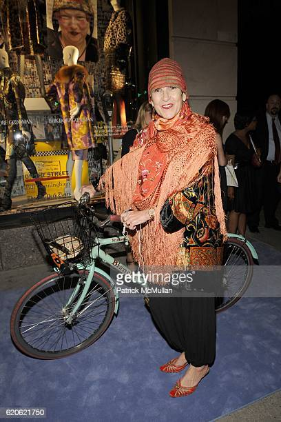 Tziporah Salamon attends The NEW YORK TIMES BERGDORF GOODMAN Celebrate a Photography Retrospective by BILL CUNNINGHAM at Bergdorf Goodman on...