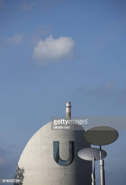 UBahn Station vor dem PaulLöbeHaus im Regierungsviertel Verkehr Bahn Verkehr Beton Verkehrsverbindungen Schienenverkehr Nahverkehr Atomkraftwerk