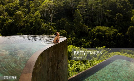 Ubud Hanging Gardens in Bali Indonesia
