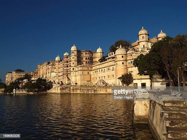 Udaipur - Palace