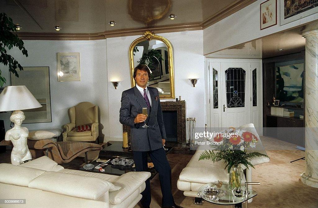 Udo Jrgens Homestory Zrich Schweiz Europa Luxus Penthouse