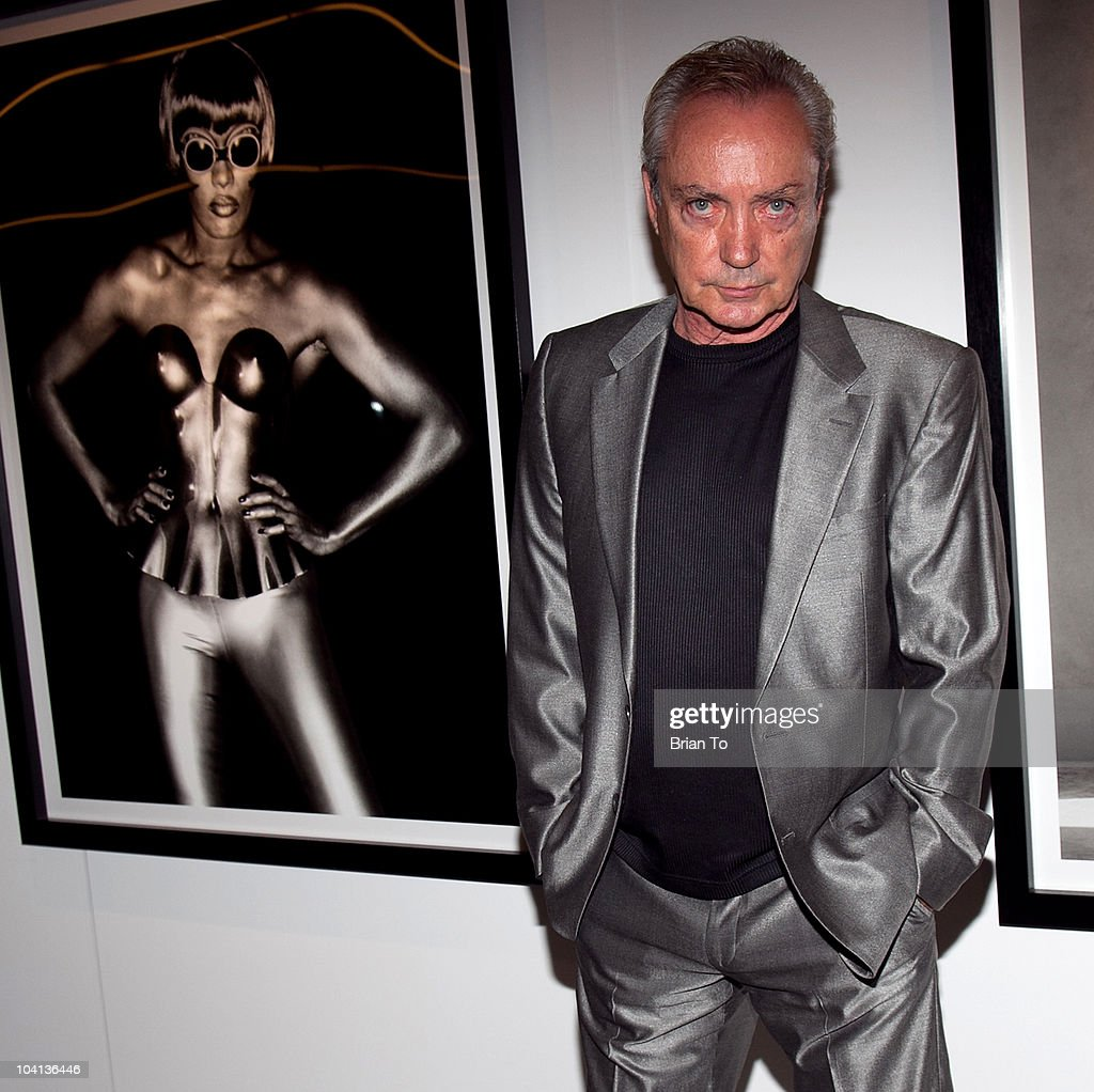 Udo Kier attends the opening night reception of 'Greg Gorman: A Distinctive Vision 1970-2010' at Pacific Design Center on September 15, 2010 in West Hollywood, California.