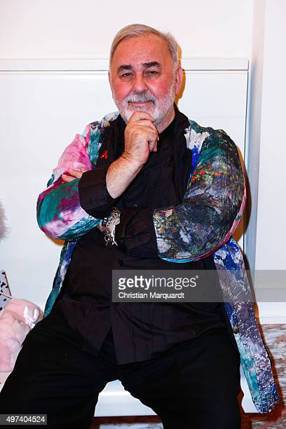 Udo Walz the Artists Against Aids Gala 2015 at Stage Theater des Westens on November 16 2015 in Berlin Germany