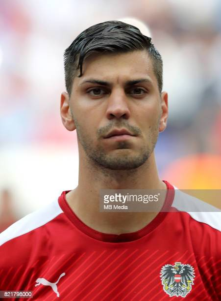 Uefa World Cup Fifa Russia 2018 Qualifier / 'nAustria National Team Preview Set 'nAleksandar Dragovic