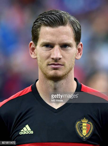 Uefa World Cup Fifa Russia 2018 Qualifier / 'nBelgium National Team Preview Set 'nJan Vertonghen