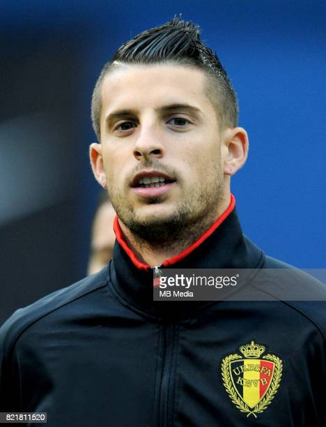 Uefa World Cup Fifa Russia 2018 Qualifier / 'nBelgium National Team Preview Set 'nKevin Mirallas