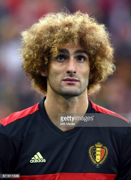 Uefa World Cup Fifa Russia 2018 Qualifier / 'nBelgium National Team Preview Set 'nMarouane FellainiBakkaoui