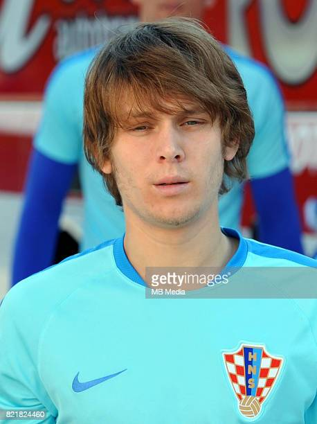 Uefa World Cup Fifa Russia 2018 Qualifier / 'nCroatia National Team Preview Set 'nAlen Halilovic