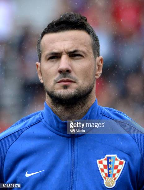 Uefa World Cup Fifa Russia 2018 Qualifier / 'nCroatia National Team Preview Set 'nDanijel Subasic