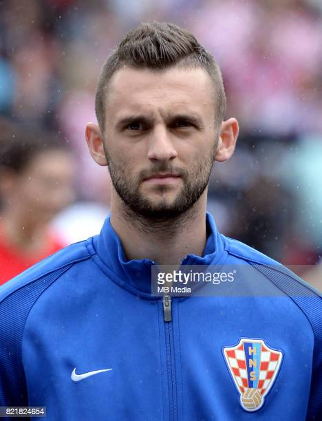 Uefa World Cup Fifa Russia 2018 Qualifier / 'nCroatia National Team Preview Set 'nMarcelo Brozovic