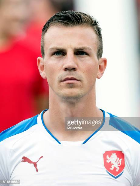 Uefa World Cup Fifa Russia 2018 Qualifier / 'nCzech Republic National Team Preview Set 'nVladimir Darida