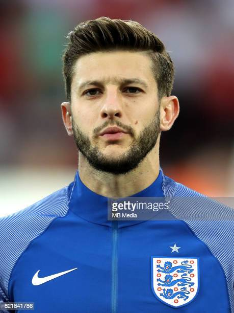 Uefa World Cup Fifa Russia 2018 Qualifier / 'nEngland National Team Preview Set 'nAdam David Lallana
