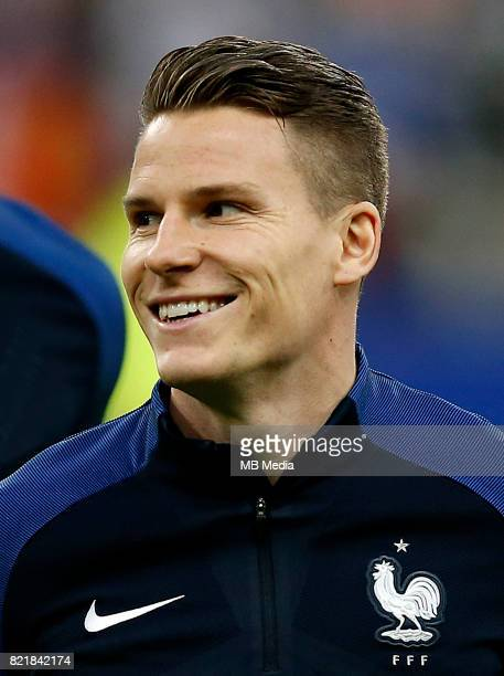 Uefa World Cup Fifa Russia 2018 Qualifier / 'nFrance National Team Preview Set 'nKevin Gameiro