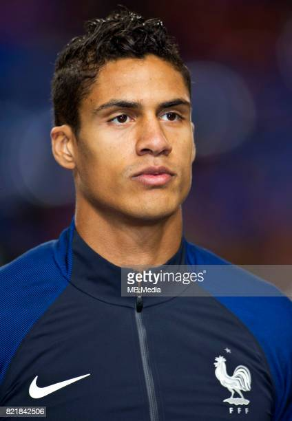 Uefa World Cup Fifa Russia 2018 Qualifier / 'nFrance National Team Preview Set 'nRaphaël Varane