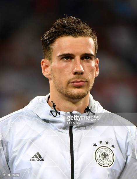 Uefa World Cup Fifa Russia 2018 Qualifier / 'nGermany National Team Preview Set 'nLeon Goretzka