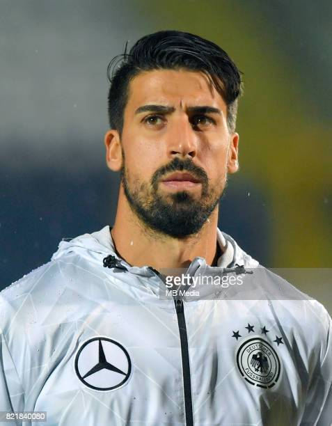 Uefa World Cup Fifa Russia 2018 Qualifier / 'nGermany National Team Preview Set 'nSami Khedira