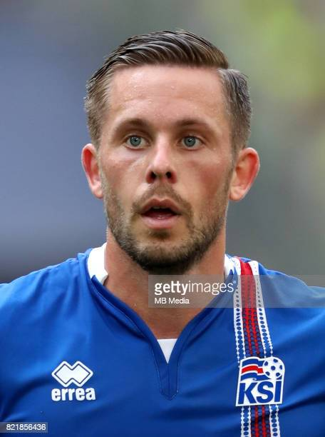 Uefa World Cup Fifa Russia 2018 Qualifier / 'nIceland National Team Preview Set 'nGylfi Sigurdsson