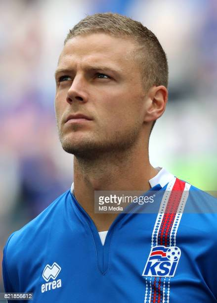 Uefa World Cup Fifa Russia 2018 Qualifier / 'nIceland National Team Preview Set 'nRagnar Sigurdsson
