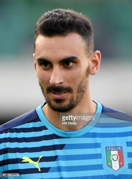 Uefa World Cup Fifa Russia 2018 Qualifier / 'nItaly National Team Preview Set 'nDavide Zappacosta