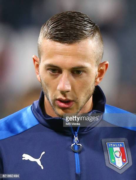 Uefa World Cup Fifa Russia 2018 Qualifier / 'nItaly National Team Preview Set 'nFederico Bernardeschi