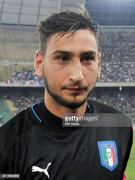 Uefa World Cup Fifa Russia 2018 Qualifier / 'nItaly National Team Preview Set 'nGianluigi Donnarumma